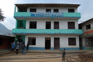 Shree Parbati Higher Secondary School
