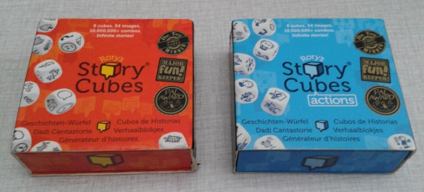 Rory's Story Cubes Original & Actions