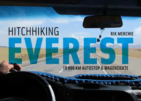 Cover Hitchhiking Everest - Rik Merchie