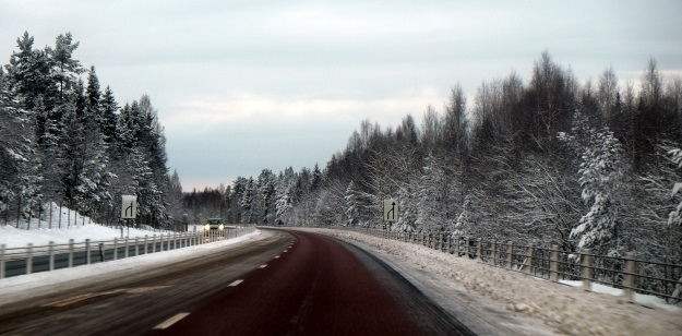 Reisverslag Lapland deel 1: The Road to Kangos